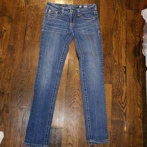 Women's Miss me skinny jeans